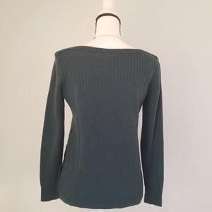 Madewell Sweaters - Madewell Pinewood Merino Wool Crew sweater Size S